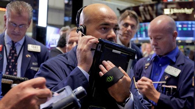 Wild week on Wall Street just the beginning?