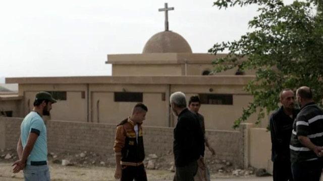 Christian persecution growing worldwide?