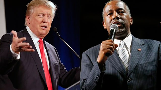 Eric Shawn reports: Trump and Carson out front