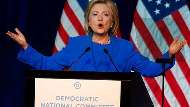 Is Hillary Clinton in campaign trouble?