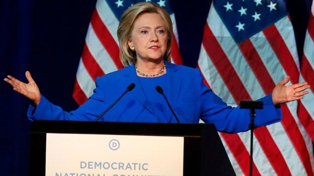 Hillary's 'terror' tactic