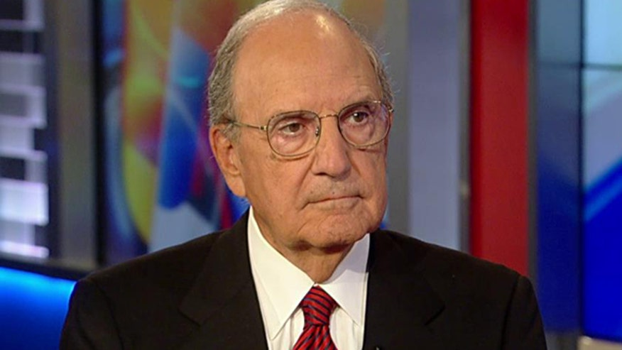 Former Sen. George Mitchell joined by 67 others