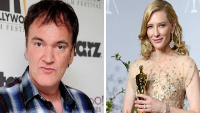 Tarantino goes after Blanchett