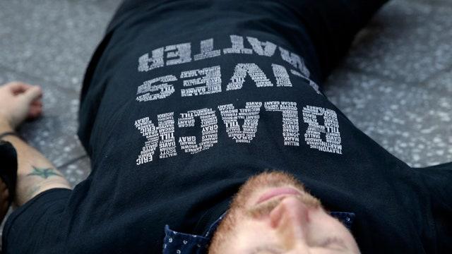 Critics fear 'Black Lives Matter' is endangering cops