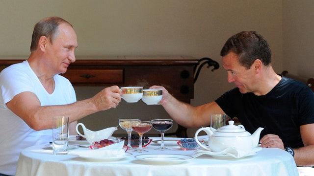 New Vladimir Putin footage aims to boost image