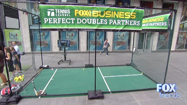 After the Show Show: FBN teams up with The Tennis Channel
