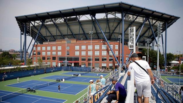 US Open kicks off in New York City