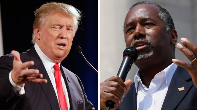 Political Insiders Part 2: Trump, Carson and the GOP field