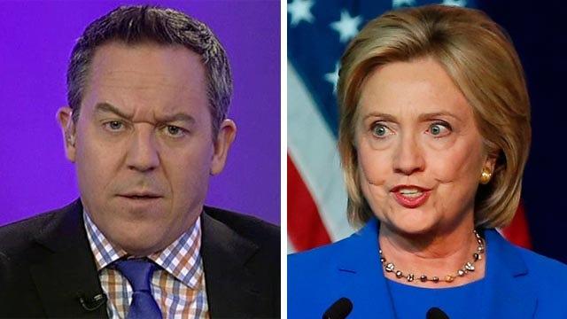 Gutfeld: No one wants Hillary