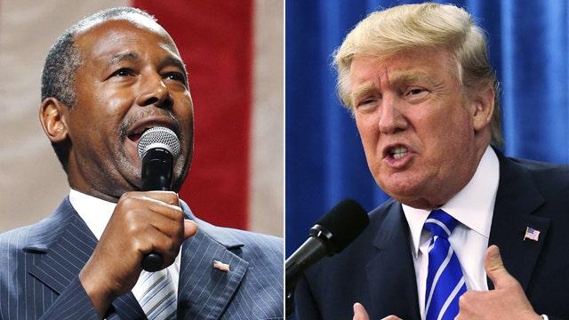 Trump, Carson tied for lead in new GOP Iowa poll
