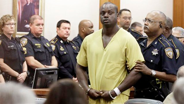Suspect in Houston shooting arraigned on charges