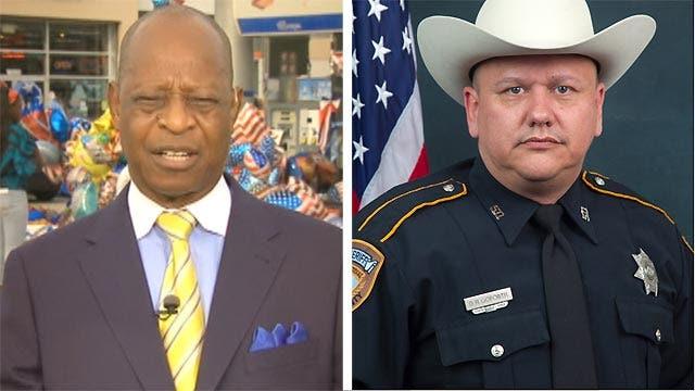 Investigating possible motive of ambush of sheriff's deputy