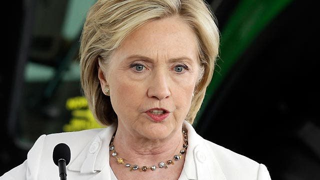 State Department document dump adds to Hillary's dilemmas