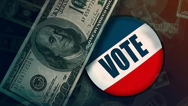 The fight for political donations heats up