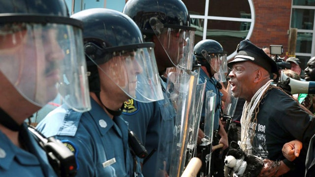 Are protests fueling the war on law enforcement?