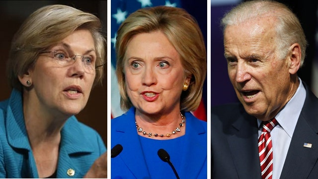 Political Insiders Part 1: Clinton, Biden, Warren and 2016