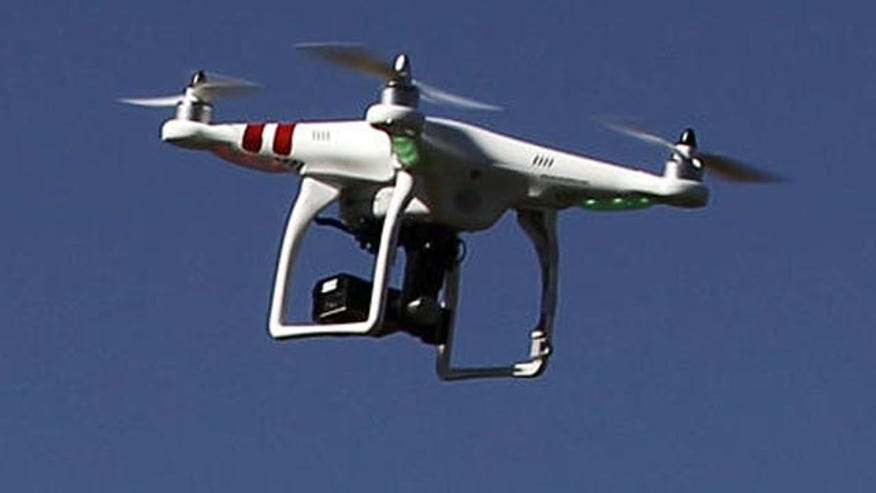 Drones can carry tear gas, Tasers, rubber bullets