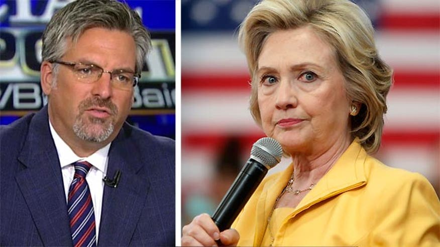 Weekly Standard columnist Steve Hayes told viewers Monday that the latest batch of former Secretary of State Hillary Clinton's emails - set to be released Monday by the State Department - will only put the candidate deeper into hot water.