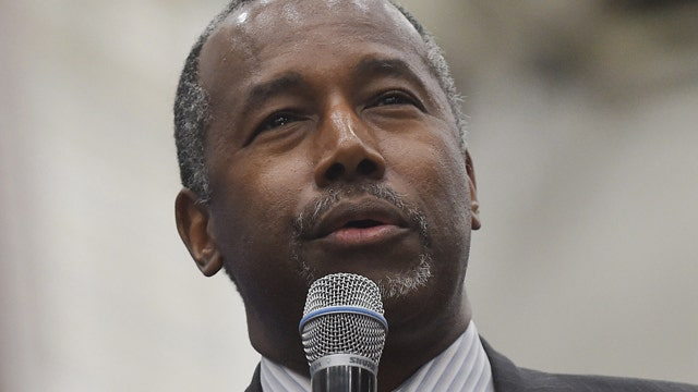 Why has Dr. Ben Carson shot to top of GOP primary polls?