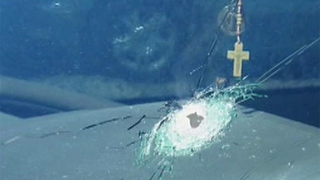Drivers on alert after bullets hit four cars on AZ highway