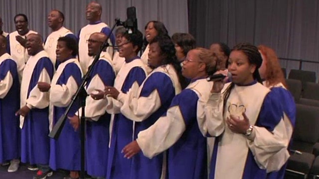 The Guiding Light Church performs 'All Lives Matter'