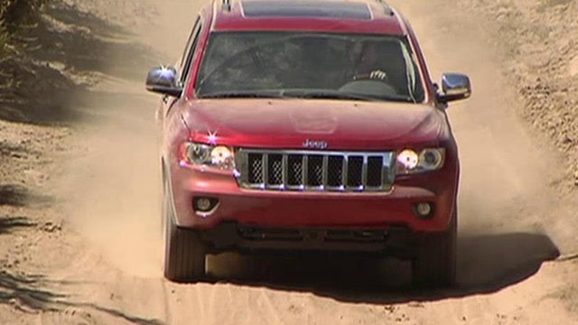Fiat Chrysler recalls Jeep Cherokees over wiper defect