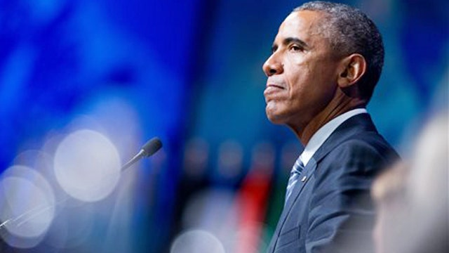 Calls for Obama to voice support for US law enforcement