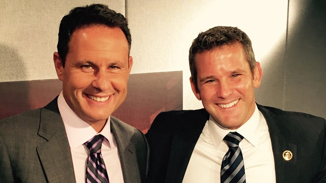 Rep Kinzinger: Trump Not the Conservative People Think He Is