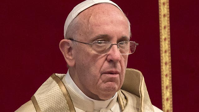 Pope changes church policy amid Planned Parenthood scandal