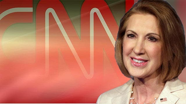 CNN revises debate rules after Fiorina's fight
