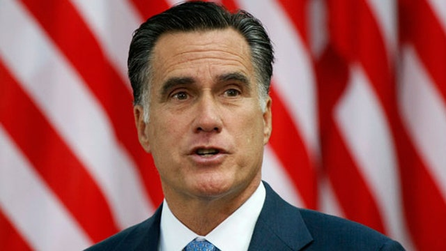 Will Mitt Romney jump into the 2016 presidential race?