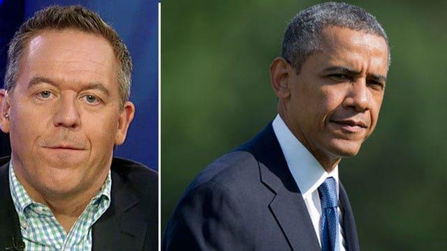 Gutfeld: Obama's latest act of wonderfully skewed priorities