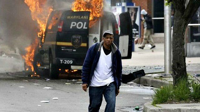 Is there an epidemic of violence against police in America?