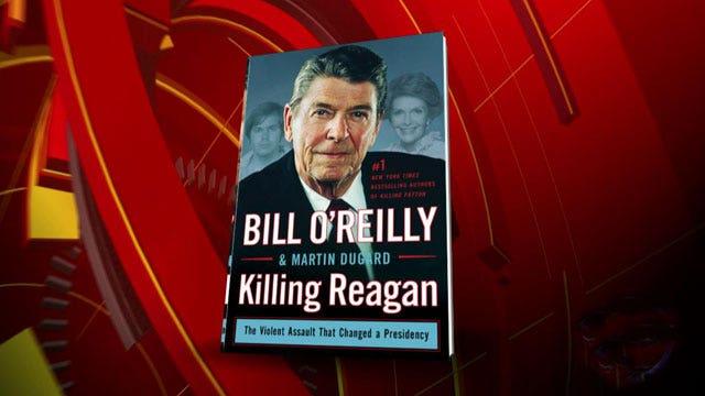 'Killing Reagan' coming soon