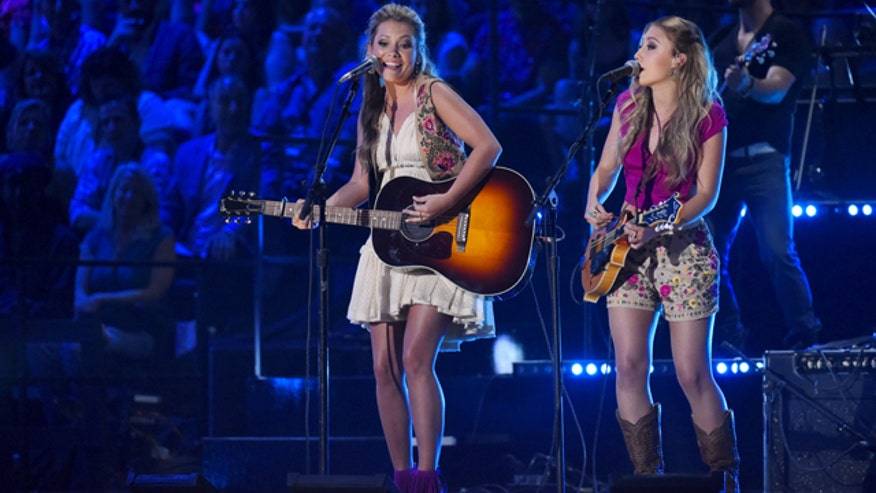 New country duo excited about the impact their songs is having on fans; they perform their new chart-climbing hit as the Fox 411 Country featured song.