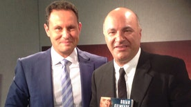 Shark Tank's Kevin O'Leary talks about why vilifying wall street is a mistake, fixing the economy, Donald Trump and if a business man can succeed in the White House.