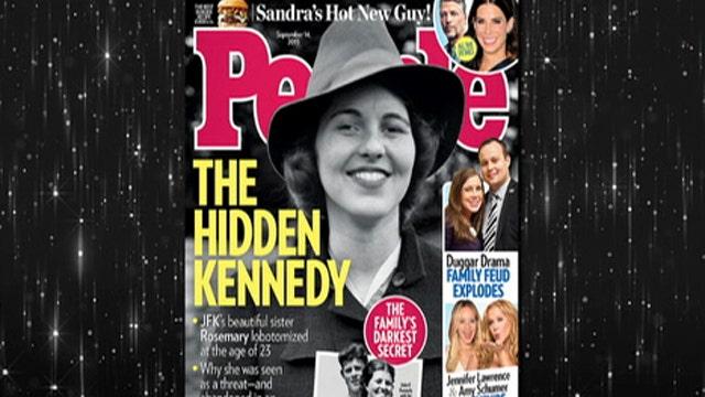 Harrowing tale of 'lost' Kennedy
