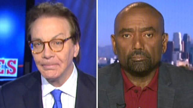 Colmes vs Rev. Peterson: Black Lives Matter is ridiculous