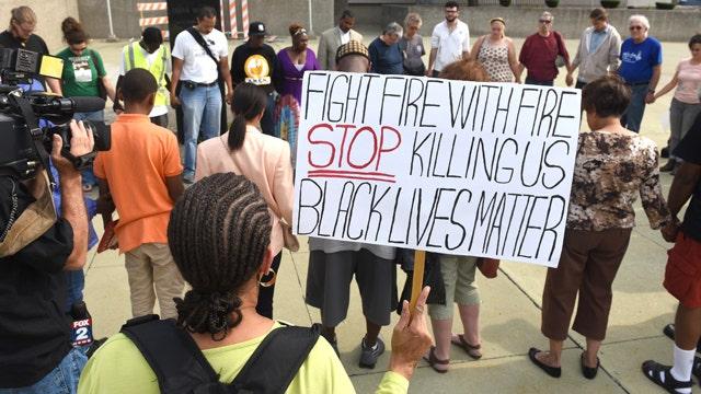 Bernie Goldberg slams media for Black Lives matter coverage