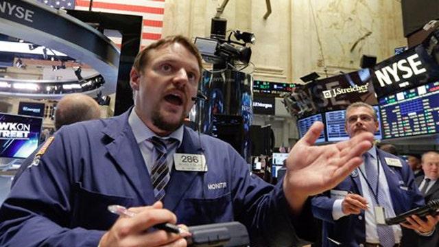 Wall Street kicks off a stormy September