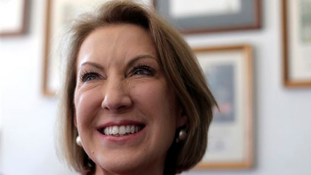 Expectations high for Fiorina heading into second GOP debate