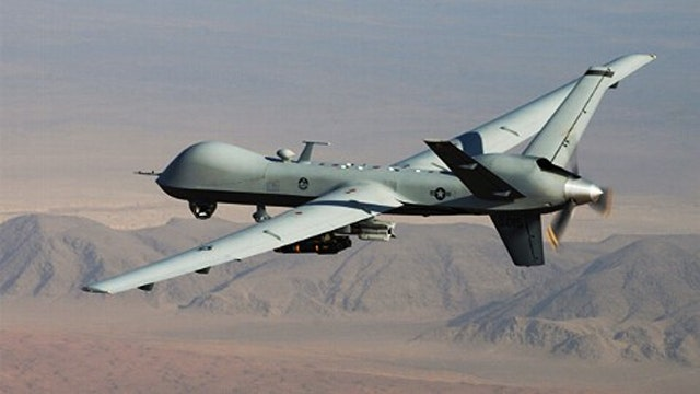 CIA, Special ops launch drone war against ISIS in Syria