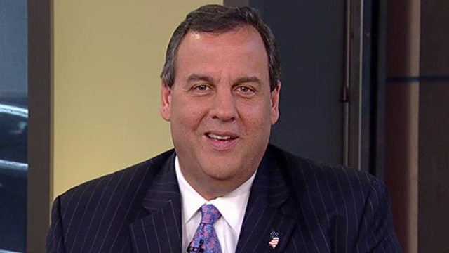Christie explains comment on frustration with FNC debate