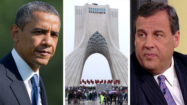 Christie: Every death Iran causes is now on Obama's head