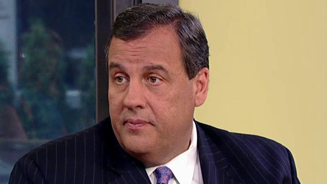 Christie: Leadership needed from WH to restore law and order