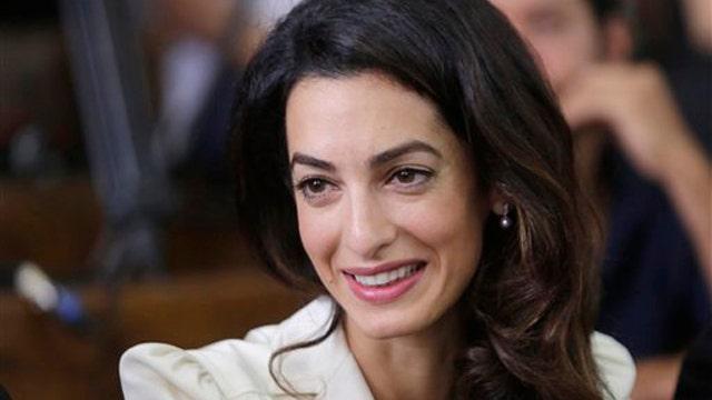Shillue: 'Internet anger' targets AP's Amal Clooney tweet