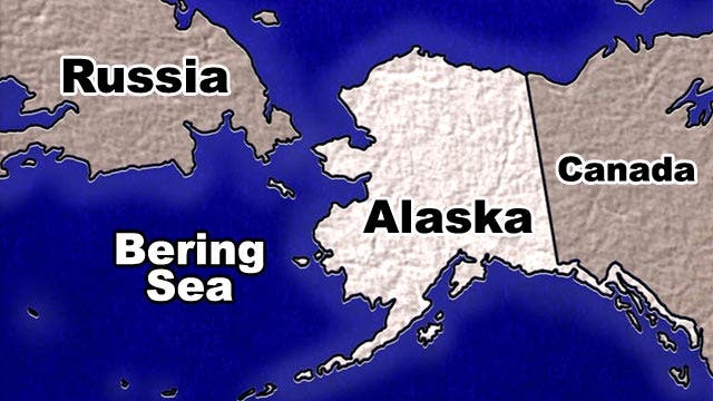 Defense official: 5 Chinese navy ships in Bering Sea