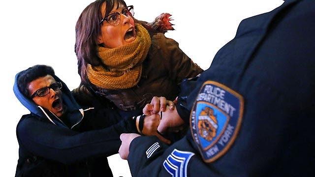 Is it open season on law enforcement?
