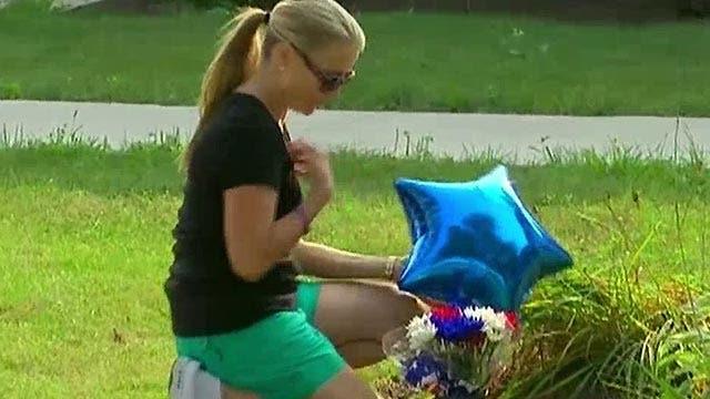 Fox Lake honors slain cop as manhunt for killers intensifies