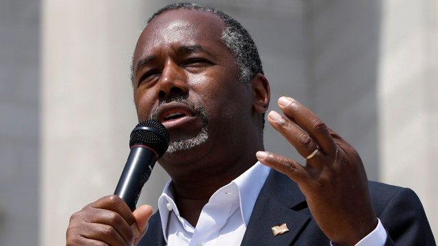 Can Carson replace Trump as the GOP frontrunner?